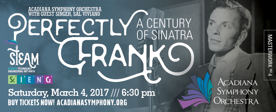 ASO presents Perfectly Frank, a Century of Sinatra