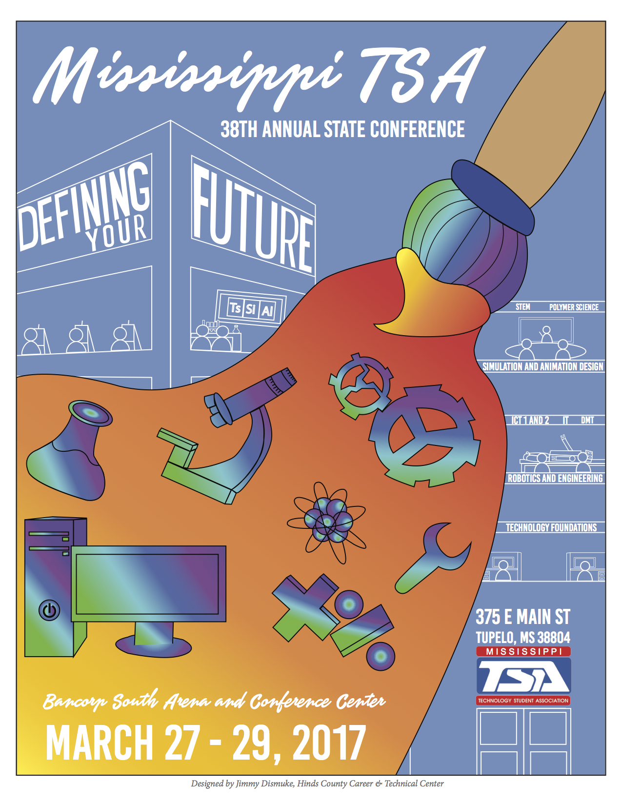 MS Technology Student Association 2017 Conference