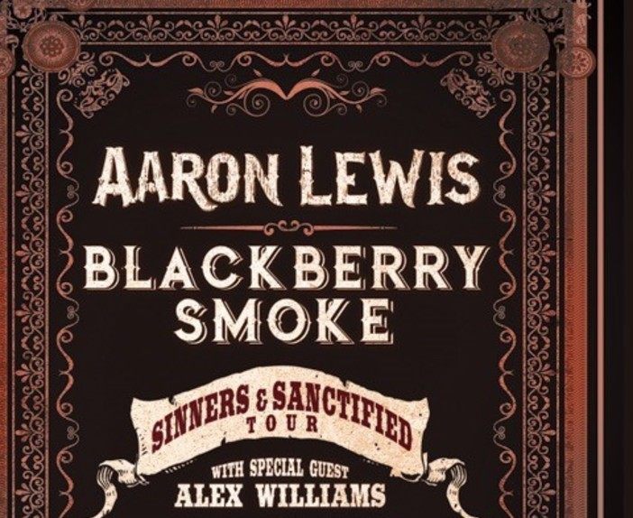 Aaron Lewis/Blackberry Smoke
