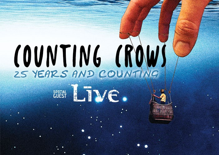 Counting Crows + Live