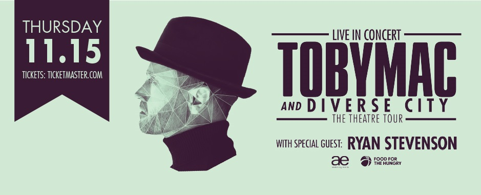TOBY MAC and Diverse City: The Theatre Tour