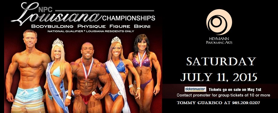 BODY BUILDER'S COMPETITION 2017